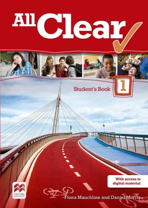 All Clear 1 StudentÂ's Book Pack