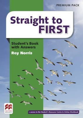 Straight to First Student's Book with Answers Premium Pack