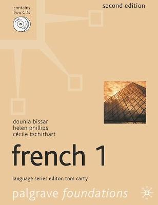 Foundations French 1 : Dounia Bissar : 9780230553040