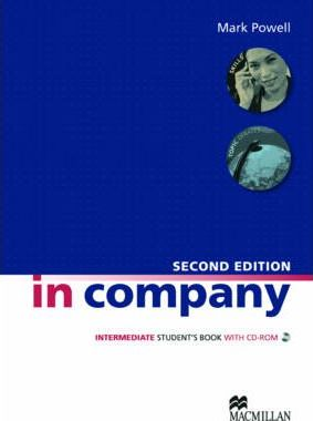 In Company Intermediate Student Book + CDR Pack