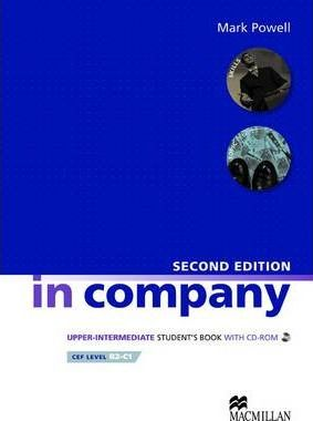 In Company Upper Intermediate Student's Book & CD-ROM Pack 2nd Edition