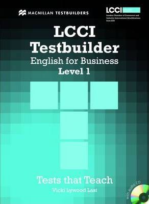 LCCI English for Business Testbuilder 1