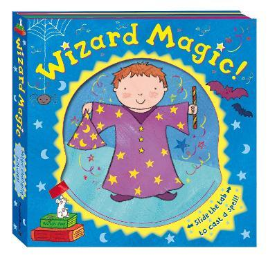 Magic Mechanisms: Wizard Magic!