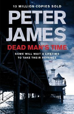 Dead Man's Time Cover Image
