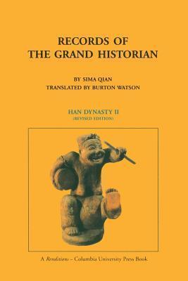 Records of the Grand Historian : Han Dynasty, Volume 2