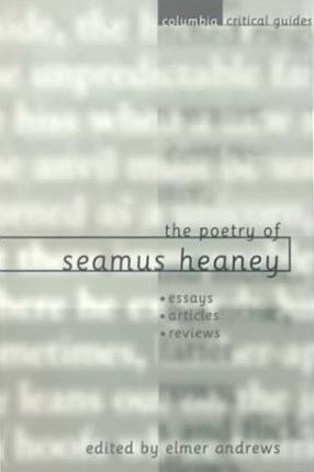 Is A Research Paper An Essay The Poetry Of Seamus Heaney  Essays Articles Reviews Interview Essay Paper also Thesis Essay Examples The Poetry Of Seamus Heaney  Elmer Andrews   Example Of A Thesis Essay