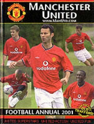 The Official Manchester United Annual 2001
