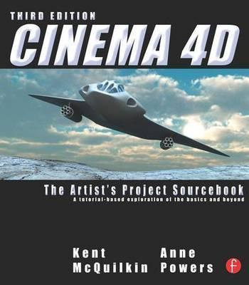 Cinema 4D : The Artist's Project Sourcebook