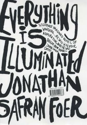 Everything Is Illuminated Book