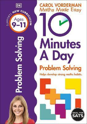 10 minutes a day problem solving ks2 ages 7 9