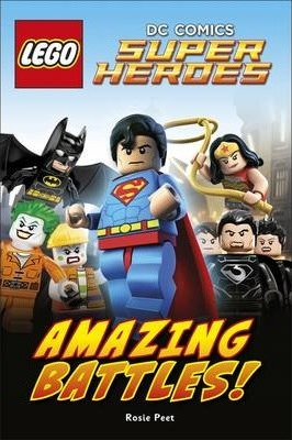 LEGO (R) DC Comics Super Heroes Amazing Battles!