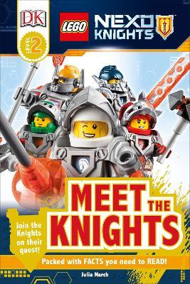 LEGO (R) NEXO KNIGHTS Meet the Knights : Julia March : 9780241237083