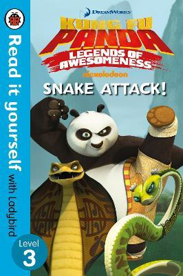 Kung Fu Panda: Snake Attack! - Read it yourself with Ladybird - Level 3