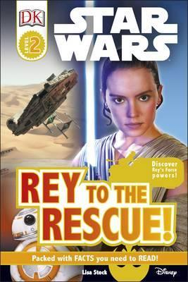Star Wars Rey to the Rescue!