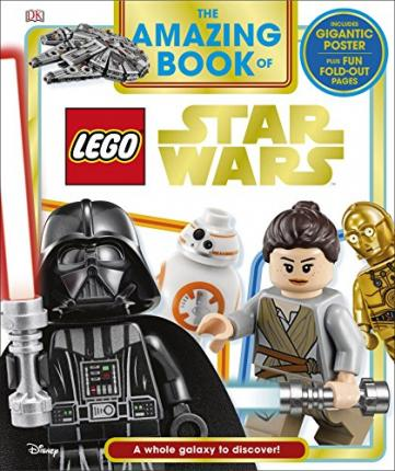The Amazing Book of LEGO (R) Star Wars