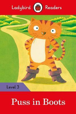 Puss in Boots - Ladybird Readers Level 3