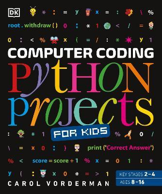 PDF,ePUB,MOBI] Computer Coding Python Projects for Kids : A