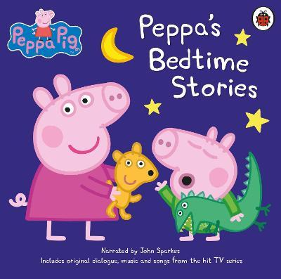 FAIRY TALE PEPPA PIG LITTLE LIBRARY BEDTIME
