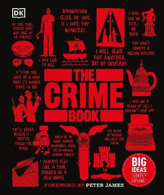 The Crime Book Cover Image