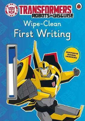 Transformers: Robots in Disguise - Wipe-Clean First Writing