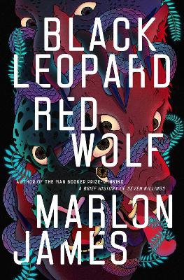 Black Leopard, Red Wolf : Dark Star Trilogy Book 1