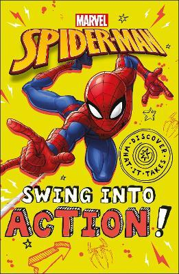 Marvel Spider-Man Swing into Action!