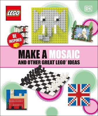 Make a Mosaic and Other Great LEGO Ideas