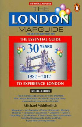 London Map Guide.The London Mapguide Michael Middleditch 9780241955239