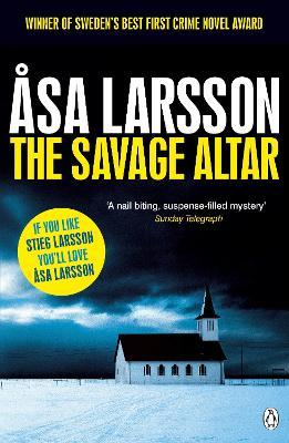 The Savage Altar Cover Image
