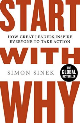 Start With Why Cover Image