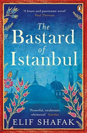 The Bastard of Istanbul Cover Image
