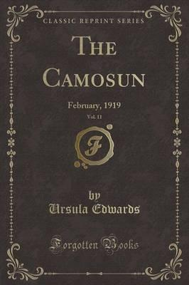 The Camosun, Vol. 11