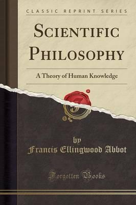 Scientific Philosophy
