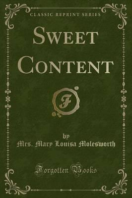 Sweet Content (Classic Reprint)