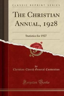 The Christian Annual, 1928