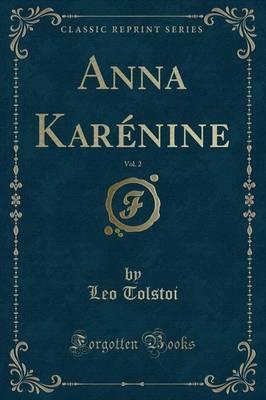 Anna Kar nine, Vol. 2 (Classic Reprint)