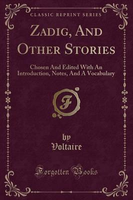 Zadig, and Other Stories