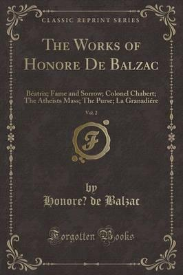 The Works of Honoré de Balzac, Vol. 2