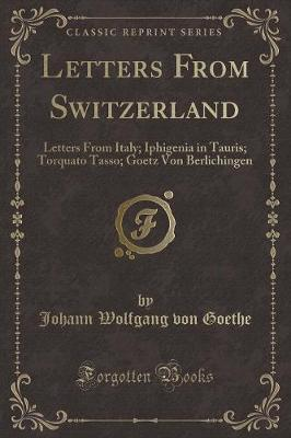 Letters from Switzerland