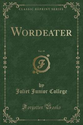 Wordeater, Vol. 39 (Classic Reprint)