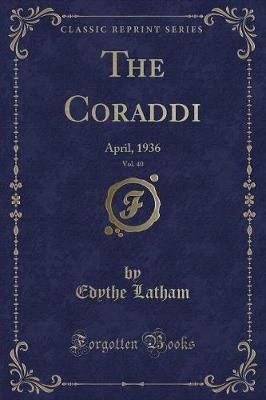 The Coraddi, Vol. 40