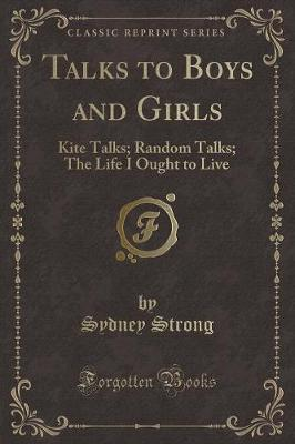 Talks to Boys and Girls