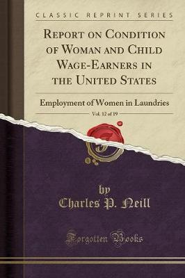 Report on Condition of Woman and Child Wage-Earners in the United States, Vol. 12 of 19