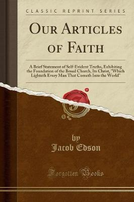 Our Articles of Faith