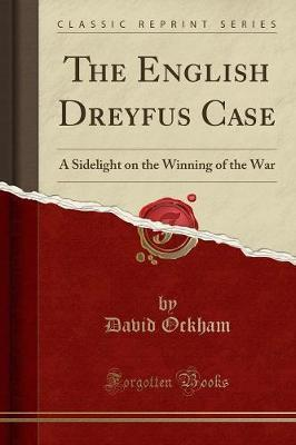 The English Dreyfus Case