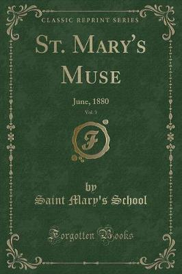St. Mary's Muse, Vol. 3