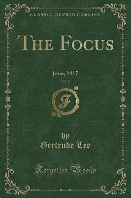 The Focus, Vol. 7