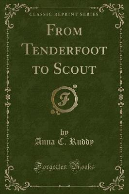 From Tenderfoot to Scout (Classic Reprint)