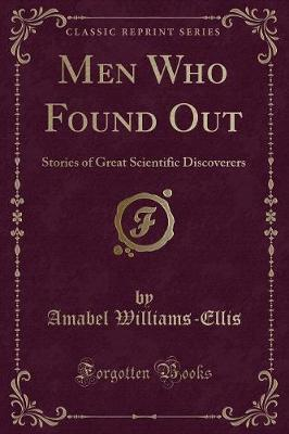 Men Who Found Out