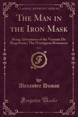 The Man in the Iron Mask, Vol. 2